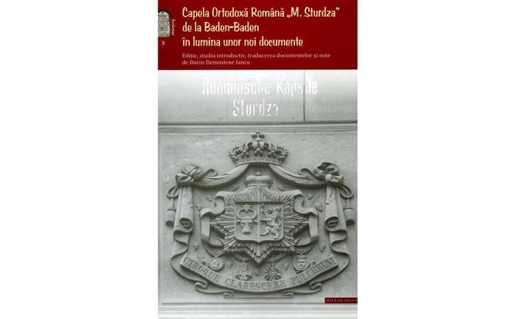 """Capela Ortodoxă Română """"M. Sturza"""