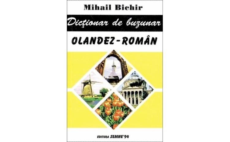 Dictionar  olandez-roman, autor Mihail