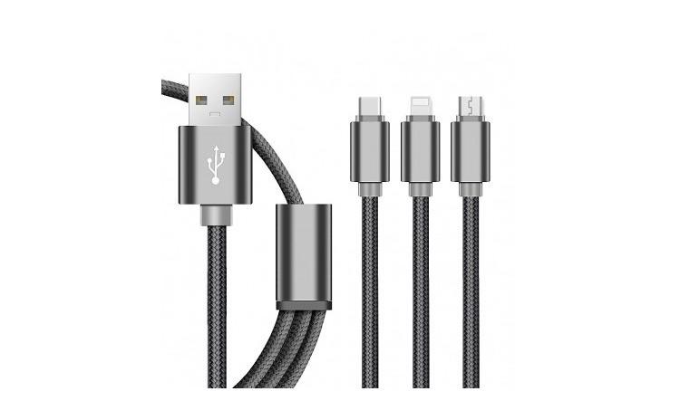 Cablu de date 3 In 1