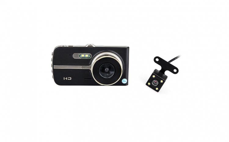 Camera auto dubla, Full HD