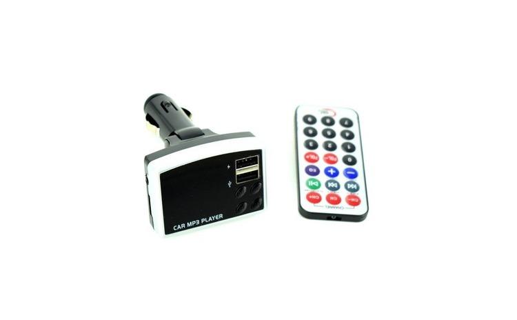 Modulator MP3 si incarcator telefon