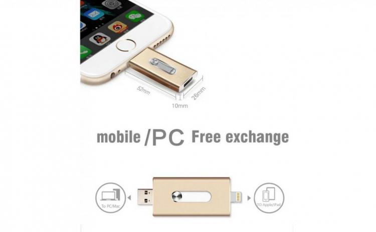 Reduceri Accesorii Telefoane Mobile – 62 % Reducere – Pret iStick-stick USB  pentru iOS si Android