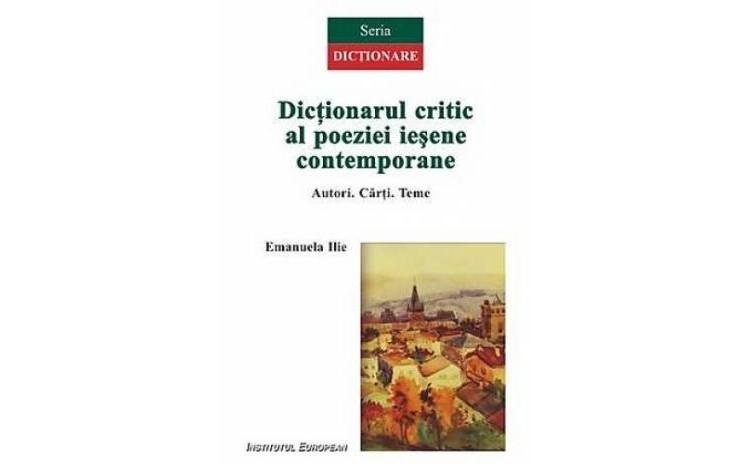 Dictionarul critic , autor  Emanuela