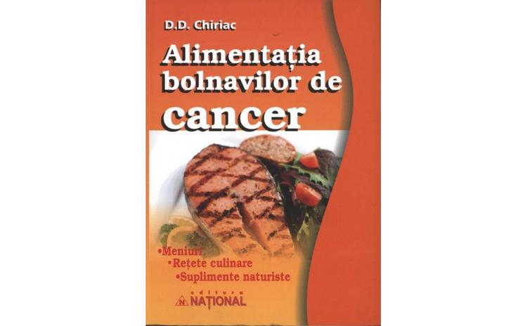 Alimentatia bolnavilor de cancer. Editia