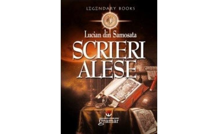 Scrieri alese, autor Lucian din Samosata