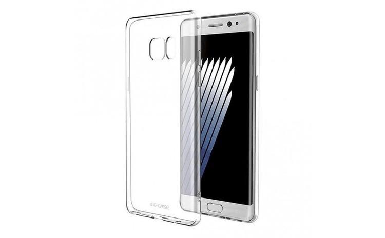 Husa Samsung J3 2017 G-CASE Transparent