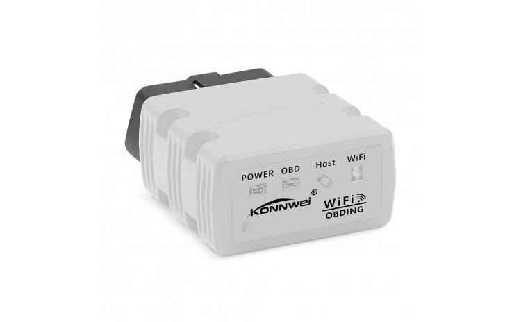 Diagnoza OBD2 KONNWEI KW902  White  WiFi