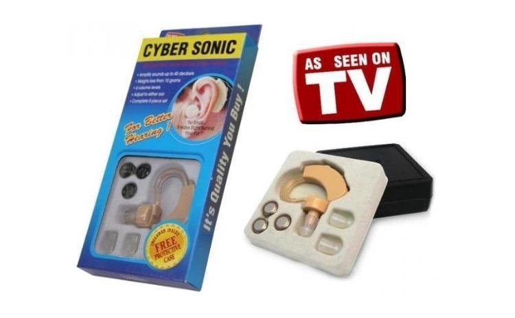 Aparat auditiv profesional Cyber Sonic