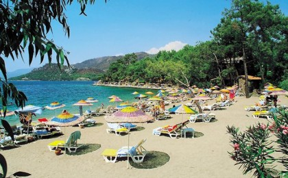 Marmaris, last minute! Cazare in camere duble/triple, la hotel Myra 3***, ALL INCLUSIVE, transport cu autocar licentiat de la 244 euro/pers