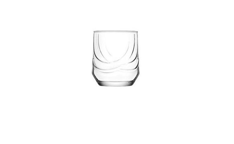 Set 6 pahare whisky Lav ELIT 15, 320 ml