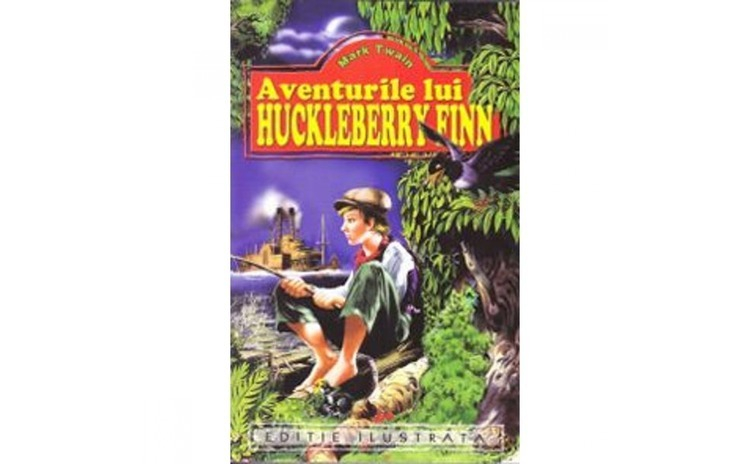 Aventurile lui Huckleberry Finn - Mark