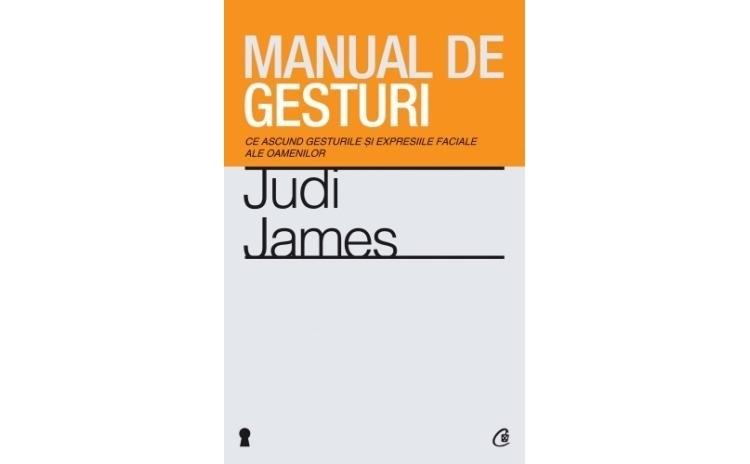 Manual de gesturi, autor Judi James