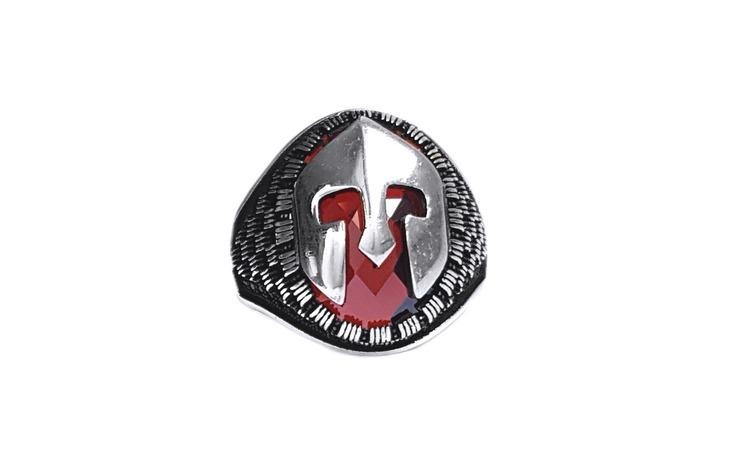 Inel argint 925   This is Sparta!   cu