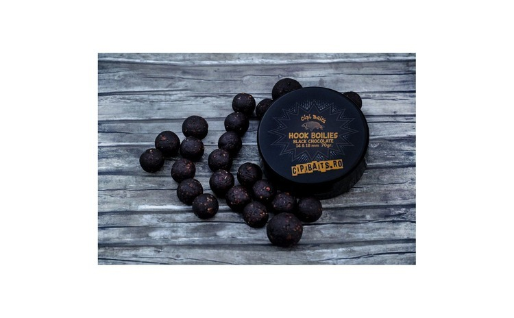 Boiles Black Chocolate carlig,