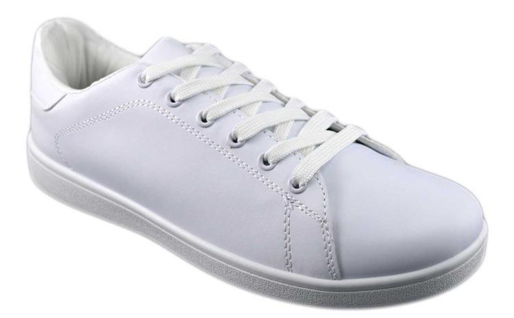 Pantofi Sport Barbatesti Albi