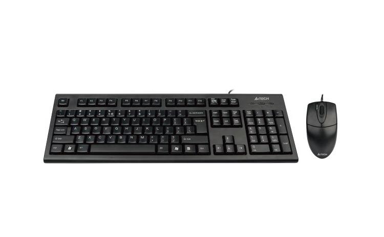 Kit mouse si tasatura cu fir 8520D