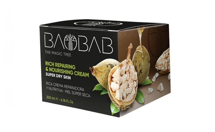Crema cu ulei de baobab - 200 ml