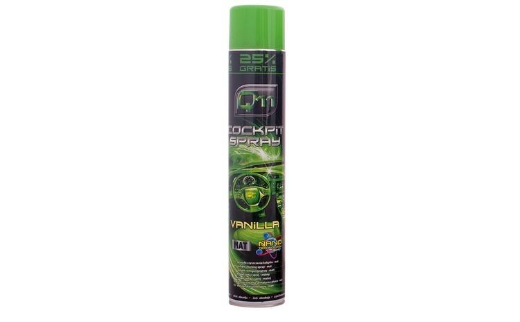 Spray silicon bord Q11 750 ml newcar