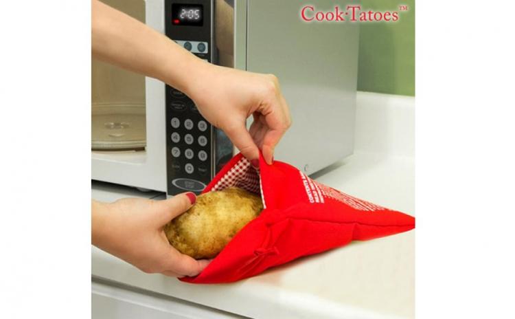 Punga pentru Cartofi la Microunde