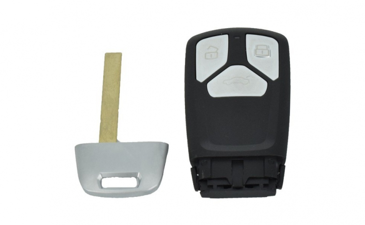Carcasa telecomanda AUDI 1216