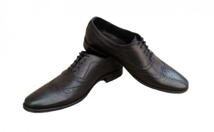 Pantofi piele naturala