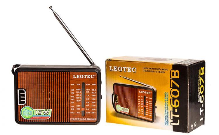 Radio LT-607
