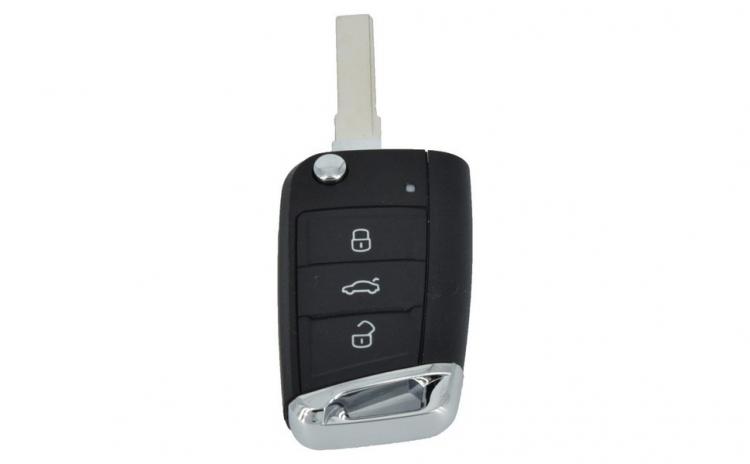 Carcasa telecomanda VW 1328-1