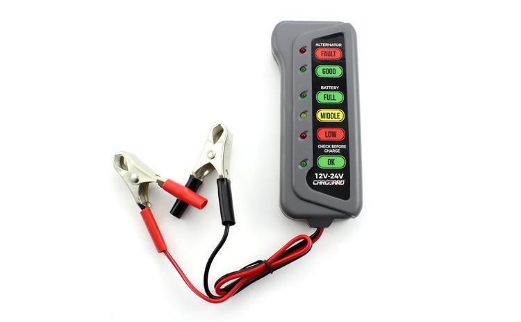 Tester de Alternator si Baterie