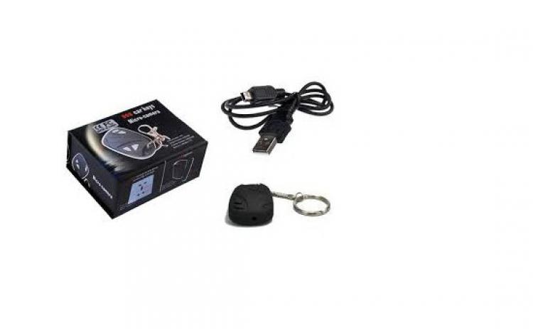 Camera Breloc Spion cheie auto