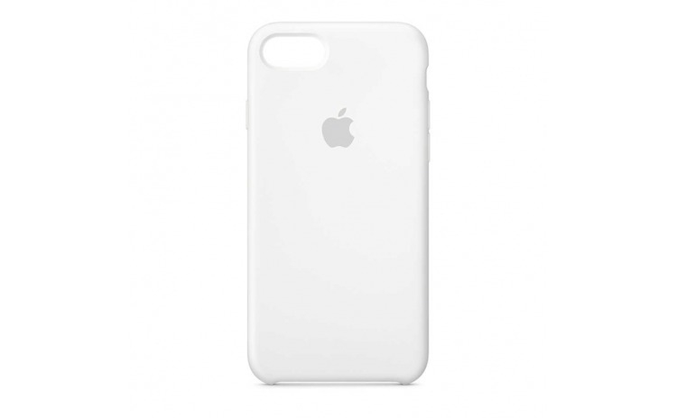 Husa iPhone 7 Plus   8 Plus Alb Carcasa