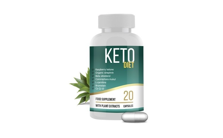 Keto Diet – capsule de slabit – 20 cps