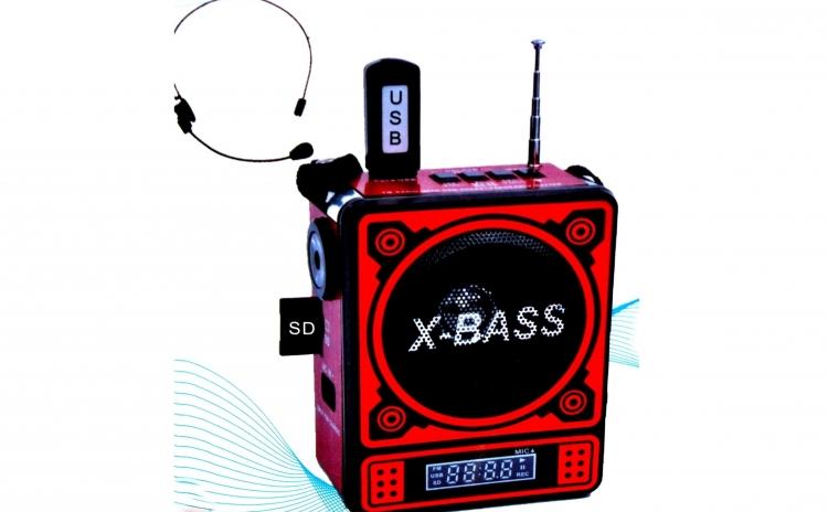 Boxa portabila X-BASS