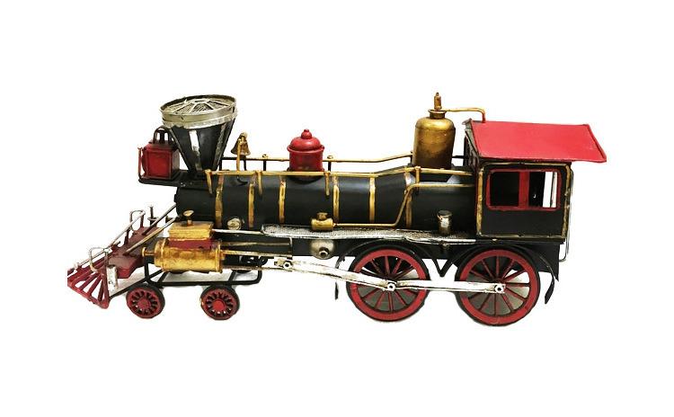Decoaratie in forma de locomotiva, 2321D