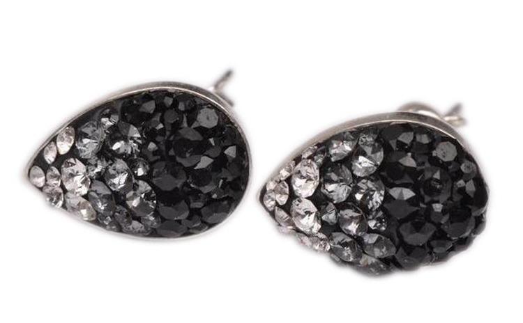 Cercei Multi Pear Ceralun Black