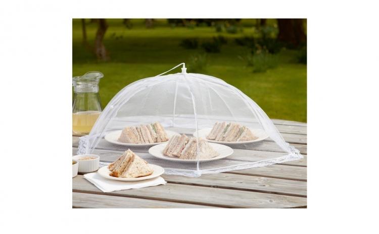 Protectie pentru alimente tip umbrela