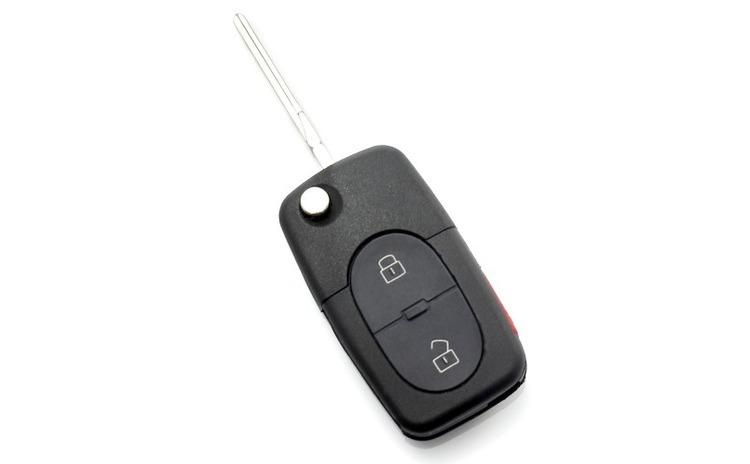 CARGUARD - Audi - carcasă cheie tip