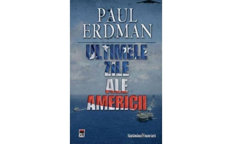 Ultimele zile ale Americii, autor Paul