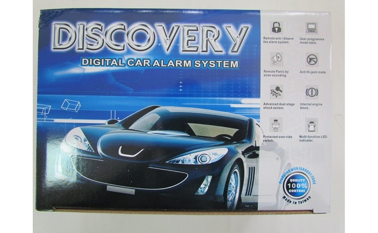 Alarma Discovery CL550R3
