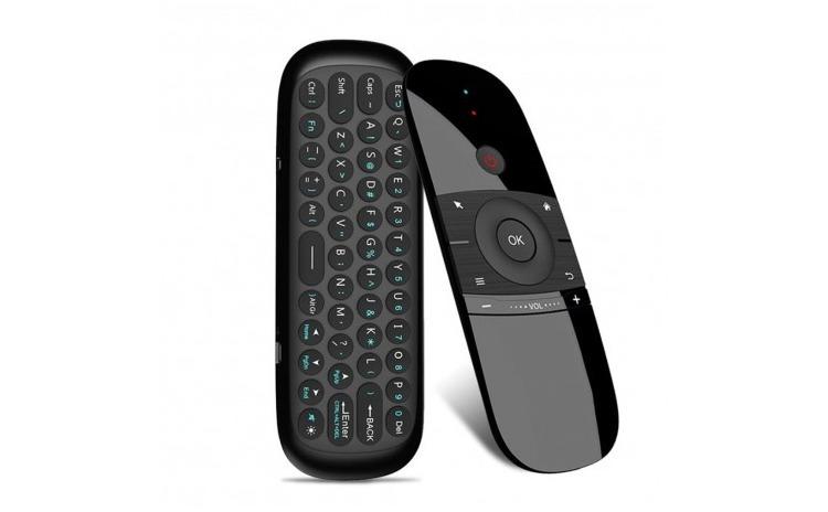 Telecomanda 4in1 Airmouse Techstar® W1