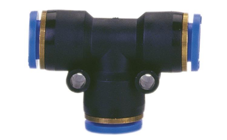 Conector tip T PE 12mm MA0118.03