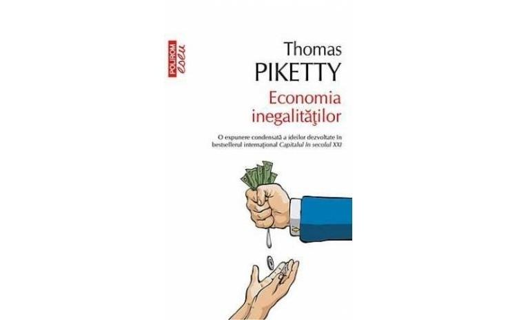 Economia inegalitatilor, autor Thomas