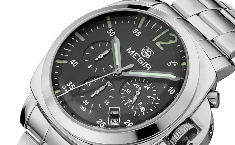 Ceas Pilot-fly Chronograph, La 249 Ron In Loc De 500 Ron