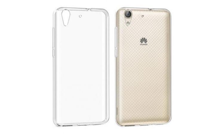 Husa Huawei Y6 II Flippy Tpu Transparent
