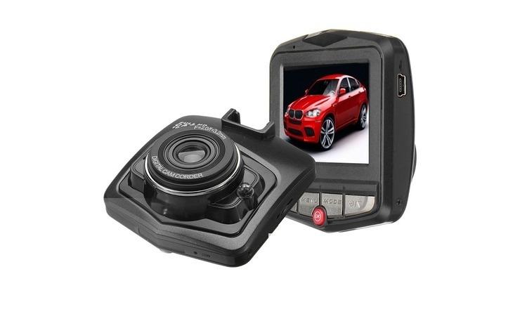 Camera auto DVR Black Box Novatek, C900, 1080p, Full HD, 12MPx, Black