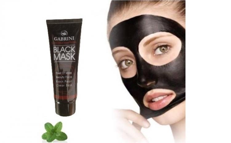 Black Mask  Crema Masca Fata Tub 80g Pentru Indepa
