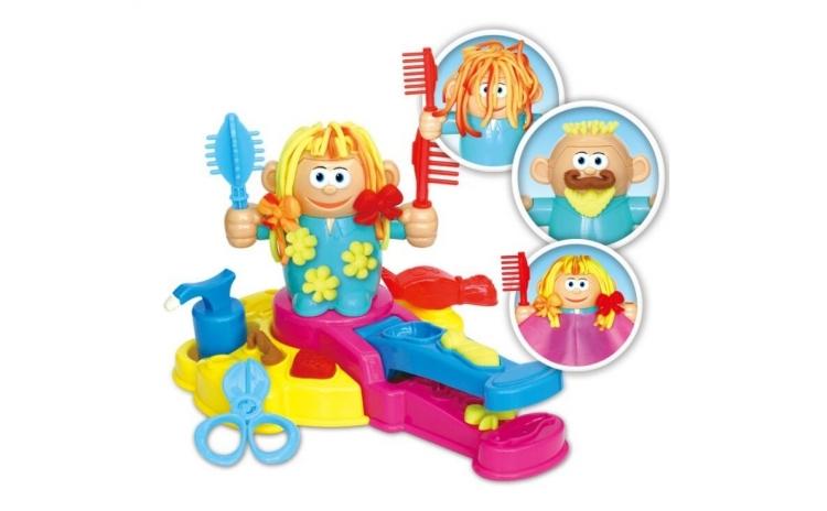 Set plastilina - coafor Hairdresser