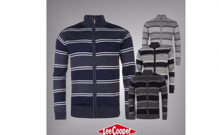 Pulover barbati Lee Cooper Knitted la doar 149 RON