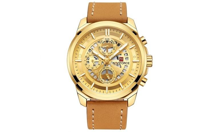 Ceas Naviforce Gold model 2018