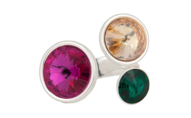 Inel dama argint 925 Colors