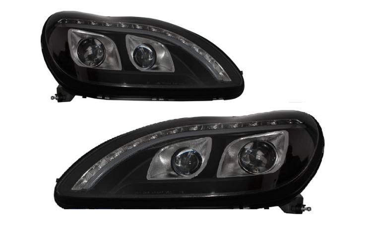 Set 2 faruri LED DRL Mercedes